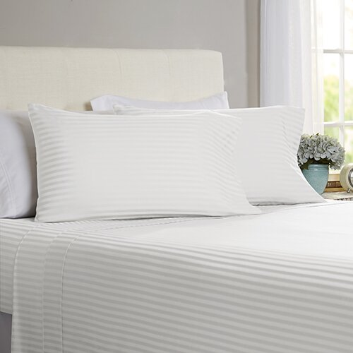 Milne 800 Thread Count 100% Cotton Sheet Set by The Twillery Co.